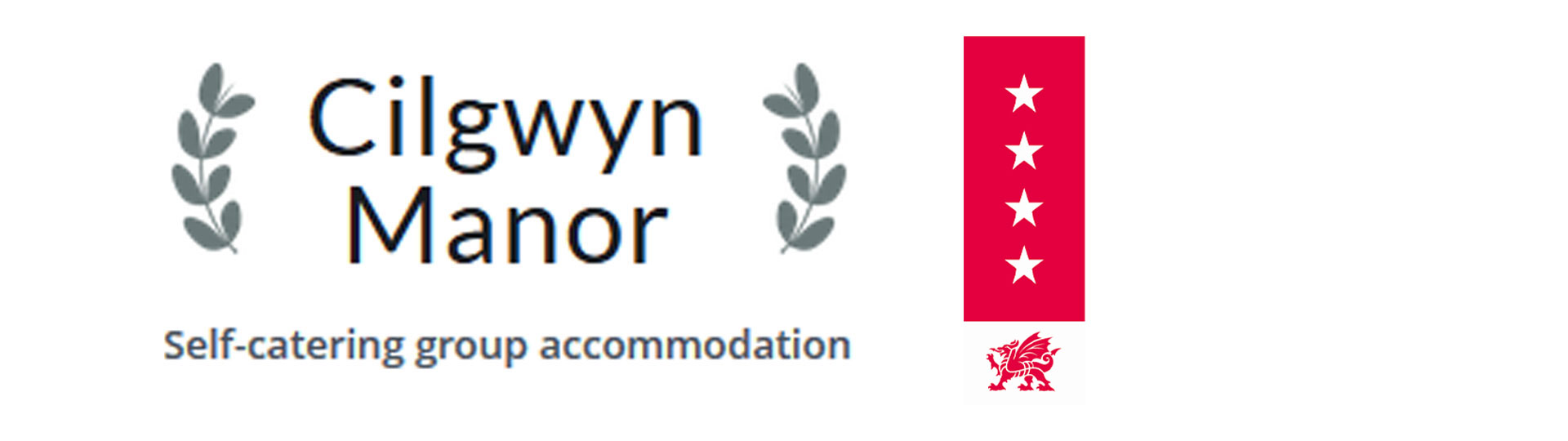 Cilgwyn Manor - group accommodation